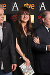 Isabel Coixet attends the 2016 Goya Nominee party in Madrid, Spain. January 26, 2015. (ALTERPHOTOS/Victor Blanco)