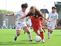 2012-06-09 Belgium - North Korea