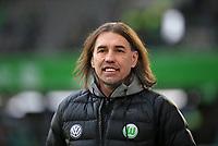 17.02.2018, Football 1. Bundesliga 2017/2018, 23.  match day, VfL Wolfsburg - FC Bayern Muenchen, in Volkswagen Arena Wolfsburg. Trainer Martin Schmidt (Wolfsburg)  *** Local Caption *** © pixathlon<br /> <br /> Contact: +49-40-22 63 02 60 , info@pixathlon.de