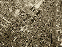 Los Angeles Historical Aerial Photography