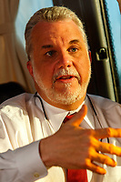 Philippe Couillard<br /> a Laprairie, le 24 mars 2014<br /> <br /> <br /> PHOTO : Agence Quebec Presse