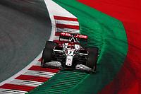 #07 Kimi Raikkonen, Alfa Romeo Racing. Formula 1 World championship 2021, Austrian GP 4-7-2021Photo Federico Basile / Insidefoto
