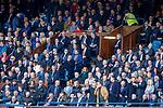 05.05.2019 Rangers v Hibs: Rangers directors box