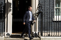 Jeremy Hunt MP (Secretary of State for Health).<br />