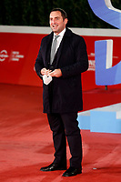 The Italian Minister of Sport Vincenzo Spadafora poses for photographers on the red carpet of the 15th edition of Rome film Fest.<br /> Rome (Italy), October 15th 2020<br /> Photo Samantha Zucchi Insidefoto