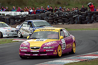 19930British Touring Car Meeting at Knockhill. #66 Patrick Watts (GBR). Mazda Racing Team. Mazda Xedos 6.