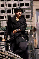 EXCLUSIVE FILE PHOTO :Jeanne Masse<br /> <br /> , circa 1985<br /> <br /> <br /> PHOTO : Harold Beaulieu<br />  - Agence Quebec Presse