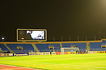 Al Shabab vs Al Ain during the 2015 AFC Champions League Group B match on April 22, 2015 at the Prince Faisal Bin Fahd Stadium in Tabriz, Iran. Photo by Adnan Hajj / World Sport Group