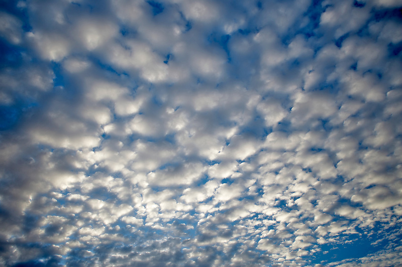 Clouds over the Palouse. Washington
