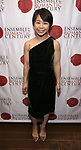 """Mari Lee attends the Opening Night Celebration for Ensemble for the Romantic Century Off-Broadway Premiere of<br />""""Maestro"""" at the West Bank Cafe on January 15, 2019 in New York City."""