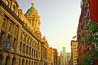 Urban Landscapes of New York