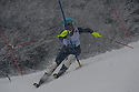 2/01/2016 under 16 girls slalom run 1