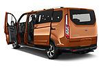 Car images of 2021 Ford Tourneo-Custom Active 5 Door Passenger Van Doors