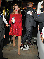 """Leslie Zemeckis and Robert Zemeckis at the """"Back to the Future The Musical"""" press night, Adelphi Theatre, The Strand, on Monday 13th September 2021 in Londomn, England, UK. <br /> CAP/CAN<br /> ©CAN/Capital Pictures"""