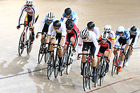 Laurence Pithie competes in the U19 Omnium Scratch Race during the 2020 Vantage Elite and U19 Track Cycling National Championships at the Avantidrome in Cambridge, New Zealand on Friday, 24 January 2020. ( Mandatory Photo Credit: Dianne Manson )