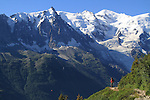 French Alps, Chamonix, France. .  John leads hiking and photo tours throughout Colorado.