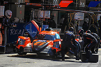 #26 G-DRIVE RACING (RUS) AURUS 01  GIBSON LMP2  ROMAN RUSINOV (RUS) MIKKEL JENSEN (DNK) JEAN NYCK DE VRIES (NLD)
