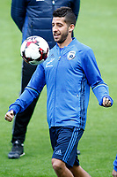 Israel's Almog Cohen during training session. March 23,2017.(ALTERPHOTOS/Acero) /NortePhoto.com
