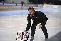 SPEEDSKATING: 16-02-2020, Utah Olympic Oval, ISU World Single Distances Speed Skating Championship, Remmelt Eldering (coach CAN), ©photo Martin de Jong