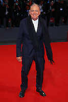Bruno Ganz attends the red carpet for the premiere of the movie 'Remember' during the 72nd Venice Film Festival at the Palazzo Del Cinema in Venice, Italy, September 10, 2015.<br /> UPDATE IMAGES PRESS/Stephen Richie