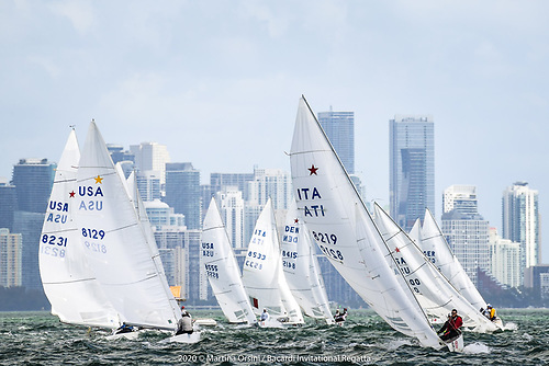 Current travel restrictions and limits on fleet size have kept many Stars at home but the 2021 Regatta is going ahead