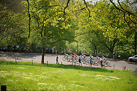 early breakaway group up the <br /> Loorberg<br /> <br /> Amstel Gold Race 2014