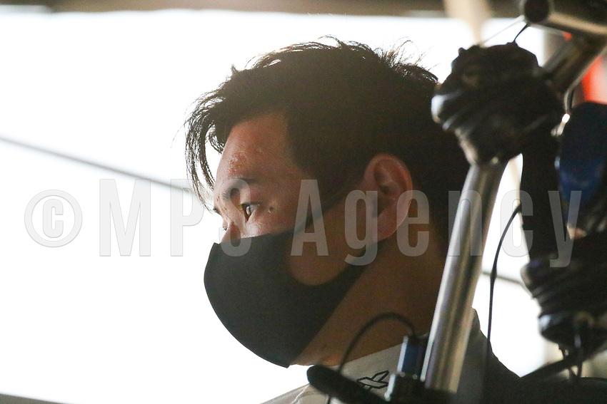 #48  ACTION EXPRESS RACING(USA) CADILLAC DPI-V.R DPI - J KAMUI KOBAYASHI (JPN)