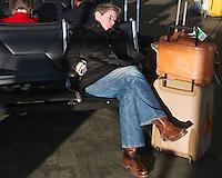 Airport slumber, Indianapolis