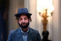 Actor Yahya Mahayni poses for photographers during the photocall of the film The Man Who Sold His Skin, original title L'homme qui a vendu sa peau, at the St Regis hotel.<br /> Rome (Italy), June 14th 2021<br /> Photo Samantha Zucchi Insidefoto