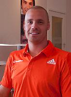 17-06-10, Tennis, Rosmalen, Unicef Open,  Maikel Scheffens.
