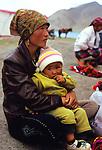 Karakol Lake, Xinjiang, China, 2007.