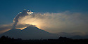 02/03/16 <br /> <br /> Following months of new but relatively gentle activity, Volcan Fuego, begins to erupt violently sending ash high into the sky and spewing molten lava down the volcano's upper slopes only ten miles from the town of Antigua, in Guatemala. <br /> <br /> All Rights Reserved: F Stop Press Ltd. +44(0)1335 418365   +44 (0)7765 242650 www.fstoppress.com