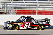 2017 NASCAR Camping World Truck Series - Active Pest Control 200<br /> Atlanta Motor Speedway, Hampton, GA USA<br /> Saturday 4 March 2017<br /> Kyle Busch<br /> World Copyright: Nigel Kinrade/LAT Images<br /> ref: Digital Image 17ATL1nk06138