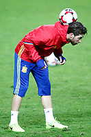 Spain's Sergio Ramos during training session. March 23,2017.(ALTERPHOTOS/Acero)