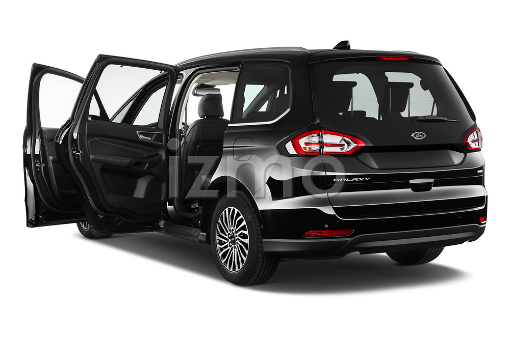 Car images of 2021 Ford Galaxy Titanium 5 Door Minivan Doors