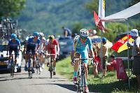 2014 Tour de France<br /> stage 11: Besançon - Oyonnax (187km)