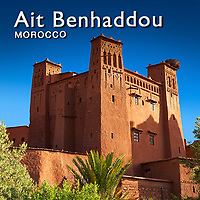 Pictures of Ksar  Ait Ben Haddou - Morocco -