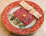 Tuna Tartare, Acqua, Restaurant, San Francisco, California