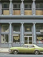 New York City: Cast Iron District--361 Broadway, 1882. Photo '78.