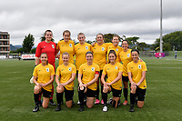 Capital Team, Handa Women's Premiership - Capital Football v Southern United at Petone Memorial Park, Wellington on Saturday 7 November 2020.<br /> Copyright photo: Masanori Udagawa /  www.photosport.nz