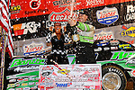 Aug 15, 2010; 1:04:22 AM; Union, KY., USA; TheSunoco Race Fuels North/South 100î running a 50,000-to-win event presented by Lucas Oil at Florence Speedway in Union, KY. Mandatory Credit: (thesportswire.net)