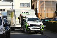 """Transporter von FFH zur Aktion Jeden Tag ein Auto kommt in Weiterstadt an - Weiterstadt 06.03.2019: FFH verschenkt im Rahmen der Aktion """"Jeden Tag ein Auto"""" ein Fahrzeug"""