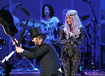 Sean Lennon and Lady Gaga performs with We are Plastic Ono Band on night 2 at The Orpheum Theatre in Downtown Los Angeles, California on October 02,2010                                                                   Copyright 2010  Debbie VanStory / RockinExposures