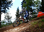 Danny Hart (GBR)Downhill training sesion, UCI, Moutain Bike World Cup , Vallnord Andorra. 12/07/2018