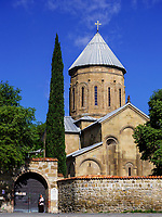 Kloster Samtavro in Mzcheta, Georgien, Europa, UNESCO-Weltkulturerbe<br /> monastery Samtawro in Mzcheta,  Georgia, Europe, Heritage site