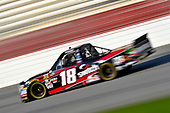 2017 NASCAR Camping World Truck Series - Active Pest Control 200<br /> Atlanta Motor Speedway, Hampton, GA USA<br /> Saturday 4 March 2017<br /> Noah Gragson<br /> World Copyright: Nigel Kinrade/LAT Images<br /> ref: Digital Image 17ATL1nk06218
