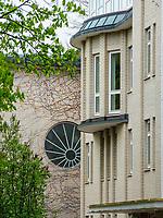 Neuapostolische Kirche erbaut 1954/56 von Theo Hirt, Curschmannstraße 17 in Hamburg-Hoheluft-Ost, Deutschland, Europa<br /> New Apostolic Church built 1954/56 von Theo Hirt, Curschmann St. 17 in Hamburg-Hoheluft-Ost, Germany, Europe