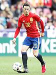 Spain's Aritz Aduriz during friendly match. June 1,2016.(ALTERPHOTOS/Acero)