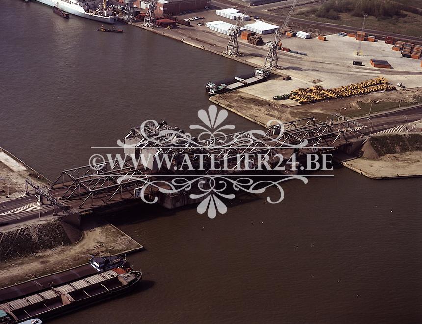 Haven van Antwerpen.