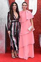 """Sandra Bullock and Sarah Paulson<br /> arriving for the """"Ocean's 8"""" European premiere at the Cineworld Leicester Square, London<br /> <br /> ©Ash Knotek  D3408  13/06/2018"""